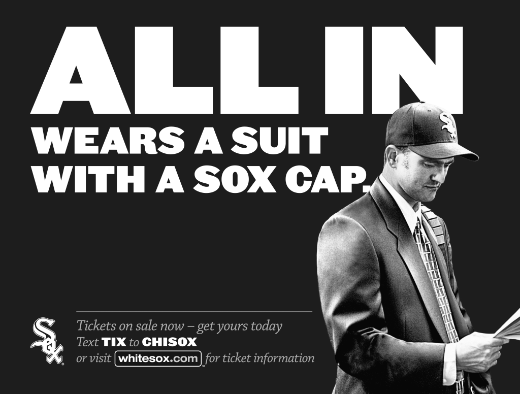 White Sox All In Robert A Lynch